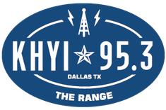 KHYI-FM logo